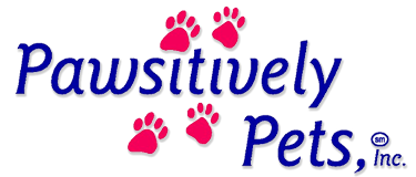 Pawsitively Pets, Inc., Logo